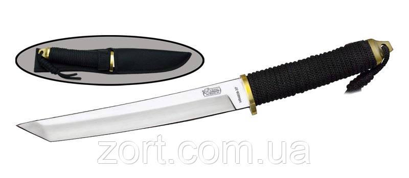 Нож с фиксированным клинком HR4608-37, фото 2