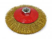 Щетка-крацовка Spitce круговая 115 мм