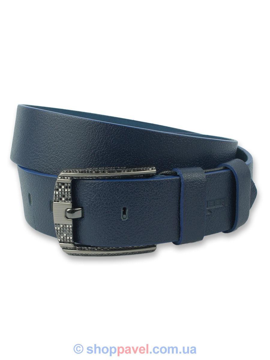 Синий джинсовый ремень Climber 0942