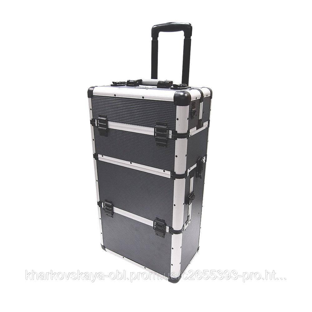 Ящик чемодан на колесах для инструмента привезен из Англии