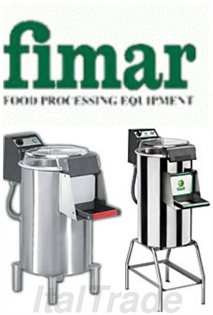 Картофелечистки Fimar (Италия)