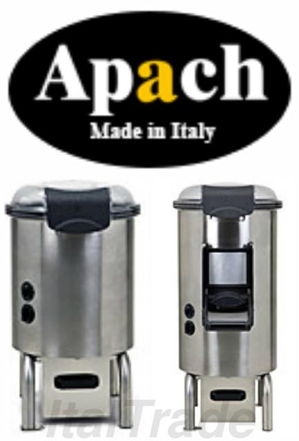Картофелечистки Apach (Италия)