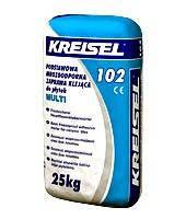 Клей для плитки (Крайзель) Kreisel 102 в мешках по 25 кг