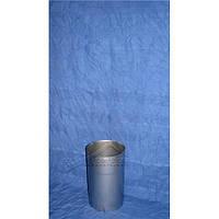 Труба для дымохода 0,3 м нерж. ф120