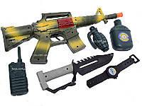 Игрушечное оружие. Инструменты