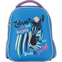 Рюкзак школьный каркасный KITE Animal Planet AP17-531M