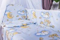 Комплект постели детский, бязь