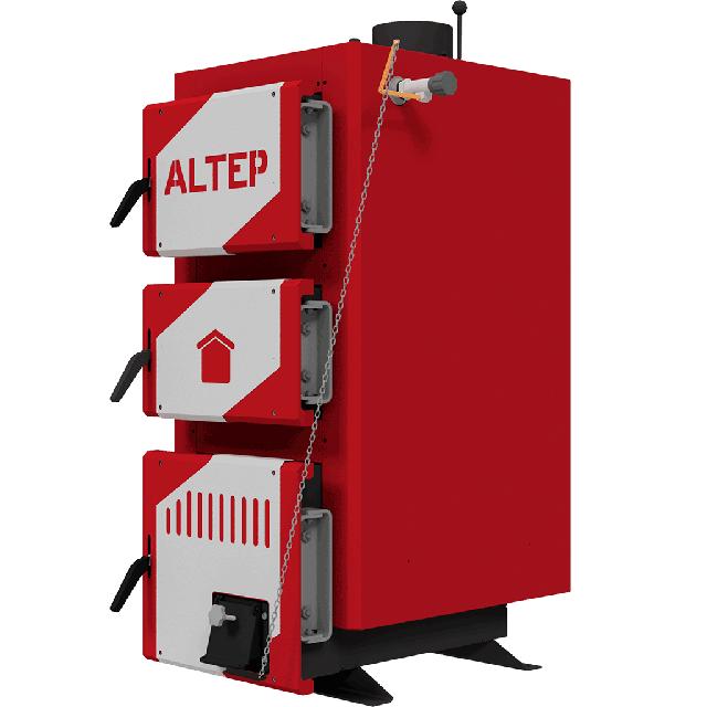 Котлы длительного горения Altep (Альтеп) Classic, Classic Plus