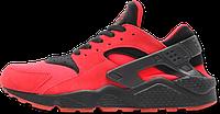 Женские кроссовки Nike Air Huarache Love Hate Pack Red, найк хуарачи