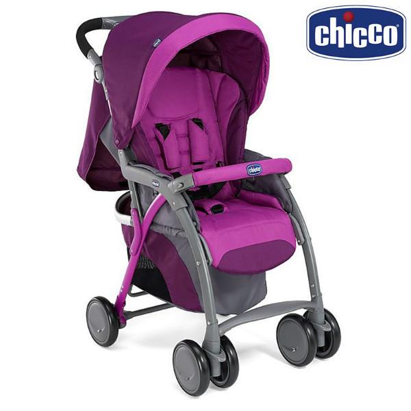Прогулочная коляска книжка Chicco - Simplicity Plus Top