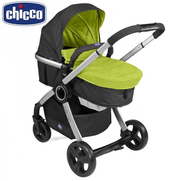Универсальная коляска Chicco (2в1) - Urban + Color Pack / Classic