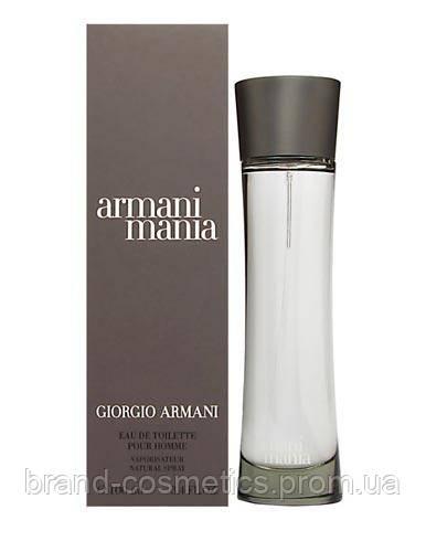 Мужская туалетная вода Armani Mania 100 мл