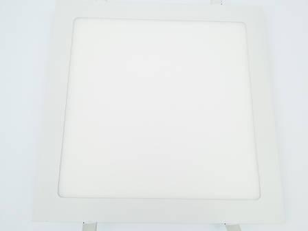 Led светильник 24w квадрат врезной , фото 2