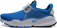 Мужские кроссовки Nike Fragment Design x Sock Dart SP Photo Blue