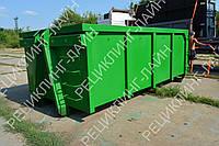 Контейнер для строительного мусора, крюковой 16-43 м.куб.