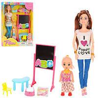 Игровой набор семья кукол JX100-65