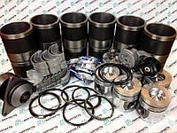 Полный комплект запчастей для ремонта двигателя New Holland T8050