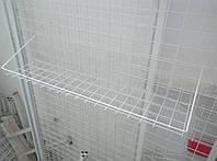 Корзина проволочная 750х200х130 на торговую сетку