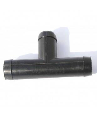 Тройник для охлаждающей жидкости 16x16x16 мм, пластик