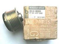 Шкив генератора Renault Kangoo,Laguna,Megane (производство RENAULT)