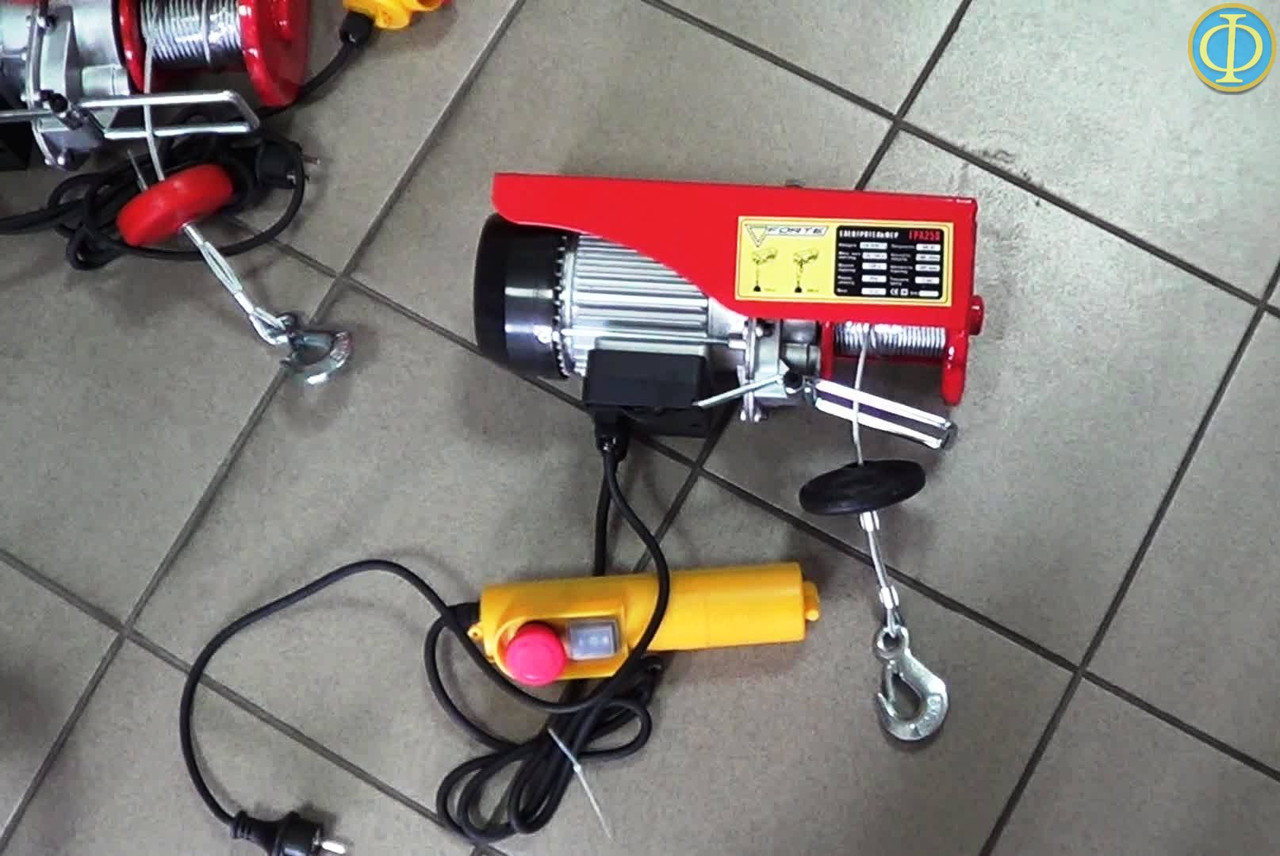 тельфер электрический