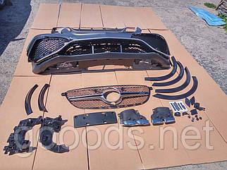 Обвес AMG Mercedes GLE W166