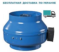 Вентилятор канальный ВКМ 250