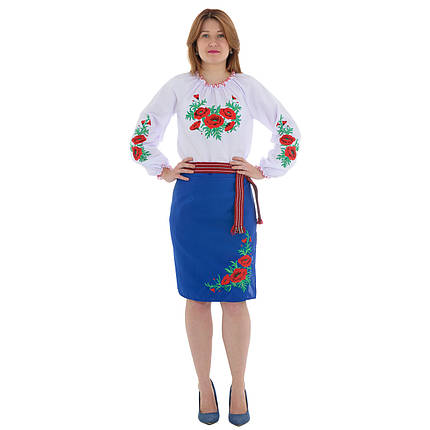 Купить юбку - плахта Соломия , фото 2