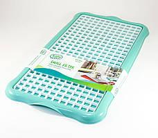 Сушилка для посуды пластиковая 400х230х20 мм Hobby Life KN-0111