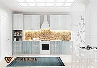 Кухня Венеция МДФ 2 метра без столешницы ф-ка SV Мебель