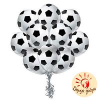 № 31 Шары-футбольные мячи с гелием Днепр