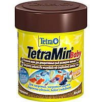 Tetra Min Baby Основной корм, обогащенный протеином, для мальков длиной до 1 см