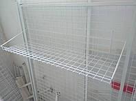 Корзина проволочная 950х300х130 на торговую сетку