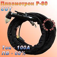 Плазмотрон Р-80 CUT-60, 70, 80, 100 (5 или 8 метров), фото 1