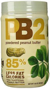 Арахисовое масло PB2 сухое (порошок) обезжиренное