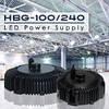 HBG-100 и HBG-240 – новые драйверы для промышленного LED освещения