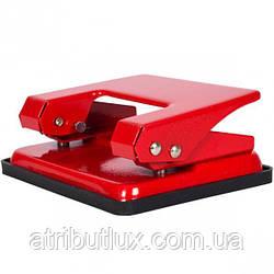 Дырокол металлический 8500 красный