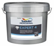 EXPERT 4 10л - глубокоматовая моющаяся интерьерная краска