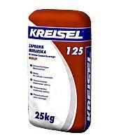 Клей для газобетона (Крайзель) Kreisel 125 в мешках по 25 кг