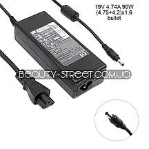 Блок питания для ноутбука HP/Compaq 19V 4.74A 90W (4.75+4.2)x1.6 bullet (A+) оптом от 200$
