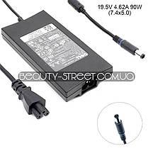 Блок питания для ноутбука Dell 19.5V 4.62A 90W 7.4x5.0 (Original) оптом от 200$