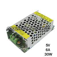 Блок питания для LED YDS05-30 5V 30W 6A (B) оптом от 200$