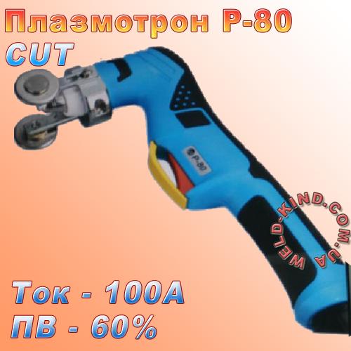 Плазмотрон Р-80 Panasonic blue (5 или 8 метров)