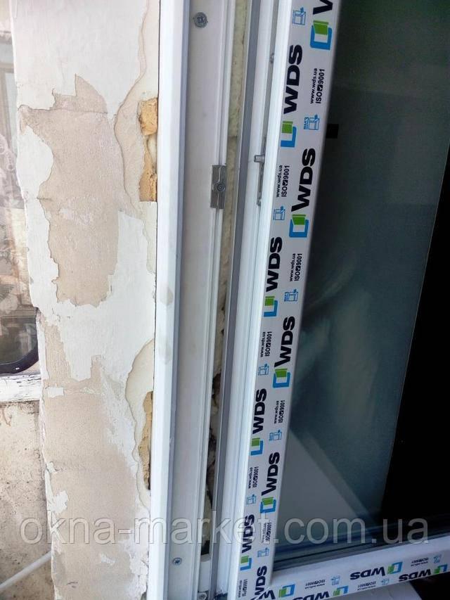 Одностворчатое окно WDS от ТМ