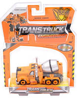 Робот трансформер Бетоновоз BF1002