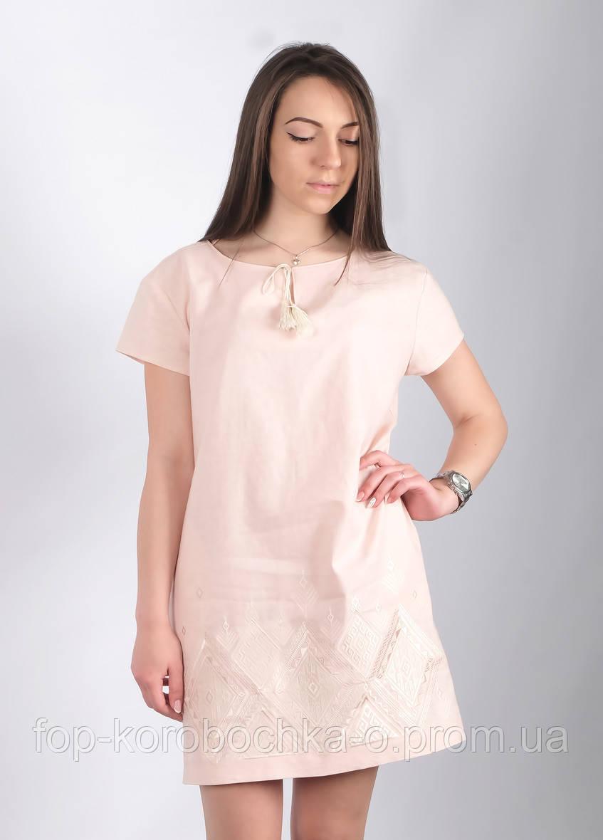 Платье с вышивкой Крайола - ТМ «Берегиня» в Львове