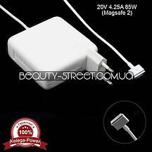 Блок питания для ноутбука Apple MacBook 20V 4.25A 85W MagSafe 2 (A+) оптом от 3шт