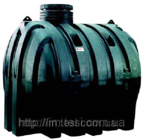 Накопительный бак для воды и других жидкостей ELBI CU 5000 литров, специальный, фото 2