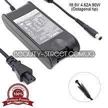 Блок питания для ноутбука Dell 19.5V 4.62A 90W OCTAGONAL Tip (B+) оптом от 3шт