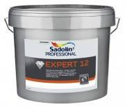 EXPERT 12 10л - полуматовая интерьерная моющаяся краска